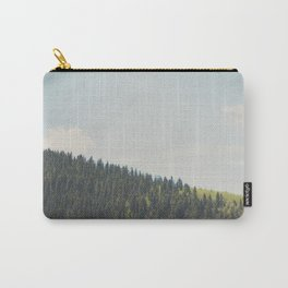 above the tree line ... Carry-All Pouch