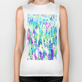 Purple Vibrance #society6 #decor #buyart Biker Tank