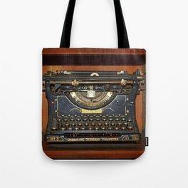 Typewriter2 Tote Bag