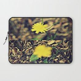 Flowers Laptop Sleeve