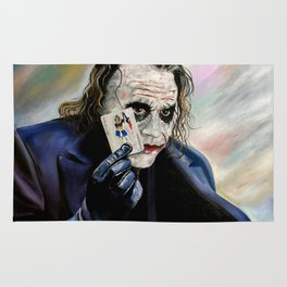 the Joker hahaha Rug