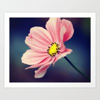 cosmos Art Prints featuring Cosmos by Lawson Images