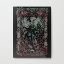 atlas shrugged - ayn rand Metal Print