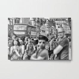 London_Trafalgar Metal Print
