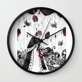 Iside e Klimt Wall Clock