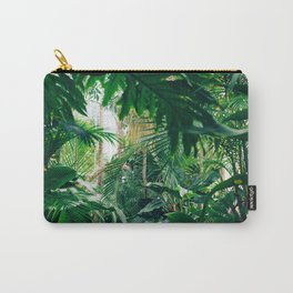 Greenery Jungle (Color) Carry-All Pouch