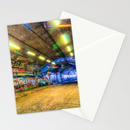 Leake Street London Stationery Cards