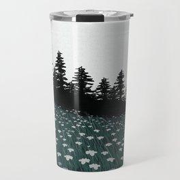 Landscape Illustration Travel Mug
