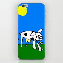 MooMoo iPhone Skin