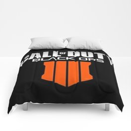 COD  Black Ops 4 Comforters