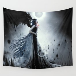 Tonight we rise Wall Tapestry