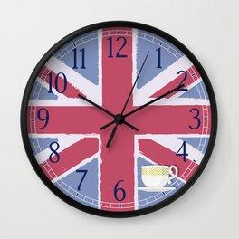 5 o'clock Wall Clock