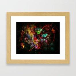 Self Doubt  Framed Art Print