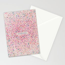 Fortune Cookie Series 1: Reality Stationery Cards