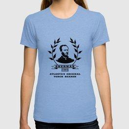 General Sherman - Atlanta's Original Torch Bearer T-shirt
