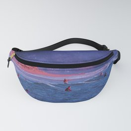 Surf Town Fanny Pack