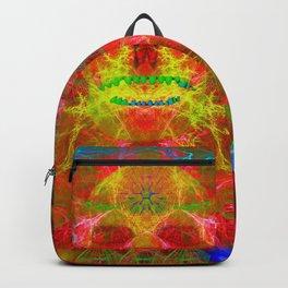 Electric Skull Backpack