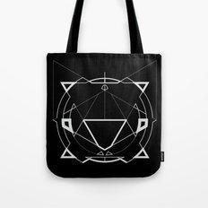 TriGram Tote Bag