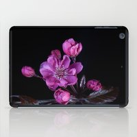 cherry blossom iPad Cases featuring Cherry Blossom by CreativeByDesign