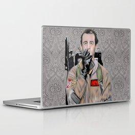 Bill Murray in Ghostbusters Laptop & iPad Skin