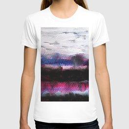 trees behind the lake T-shirt