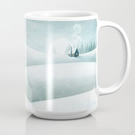 Cardinal by Friztin Coffee Mug