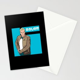 """'That's How You Get Terrorists' (""""Archer"""" / """"24"""" parody) Stationery Cards"""