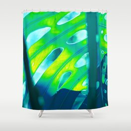 Tropical Exuberance III Shower Curtain
