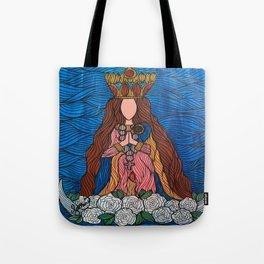 Santa Maria Kamalen Tote Bag