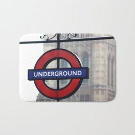 Underground Bath Mat