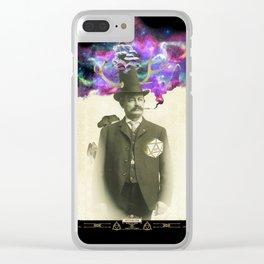 Odd Huntsman Clear iPhone Case