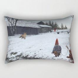 competitors Rectangular Pillow