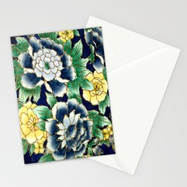 flowers and flowers Stationery Cards