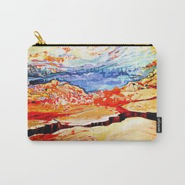 Canyons Carry-All Pouch
