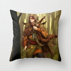 Kvothe Throw Pillow