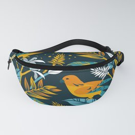 Birds in the night Fanny Pack