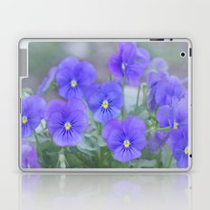 Pansy Love Laptop & iPad Skin