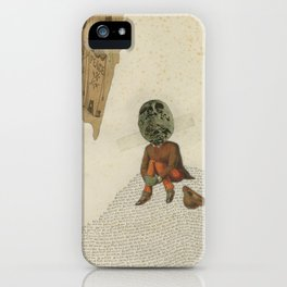 Devotion Delusion iPhone Case