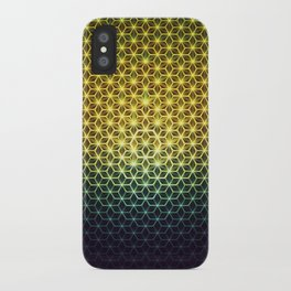 Asanoha 04 iPhone Case