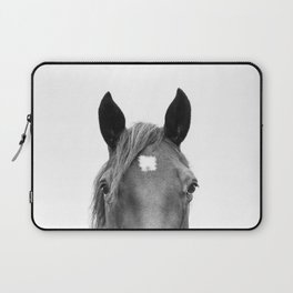 Peeking Horse Laptop Sleeve