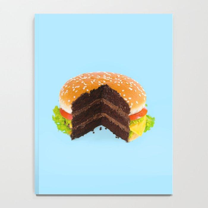 HAMBURGER CAKE Notebook