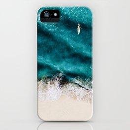 Sea 8 iPhone Case