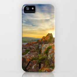 Grand Marais Minnesota iPhone Case