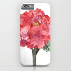 Peonies Slim Case iPhone 6