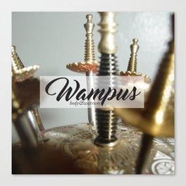 Wampus Canvas Print