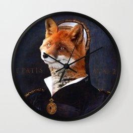 Kathryn Howard Wall Clock