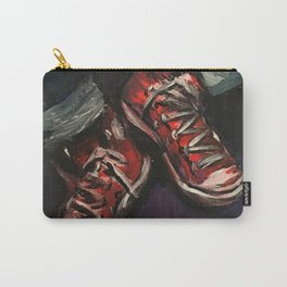 Red Converse Carry-All Pouch