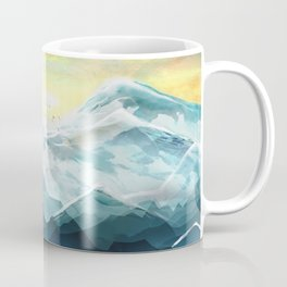 Mountain Range Coffee Mug