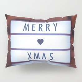 Merry Xmas Pillow Sham