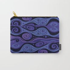 Surreal Waves Carry-All Pouch